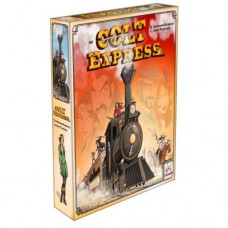 Colt Express - slightly damaged box